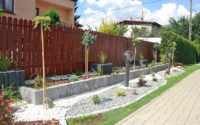 Aranżacja ogrodu 17